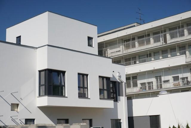 Zgodnie z harmonogramem nowy budynek ma zostać oddany do użytku na początku 2019 roku