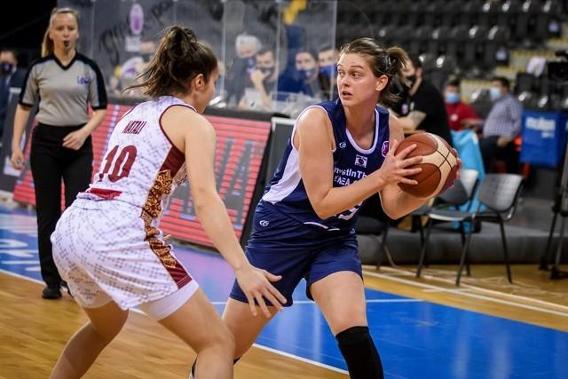 Borislava Hristova, podobnie zresztą jak jej klubowe koleżanki, rozegrała kapitalne zawody