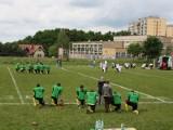 Pierwszy mecz footballu amerykańskiego w historii Zielonej Góry