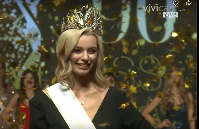 Karolina Bielawska została Miss Polonia 2019