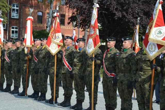 Uroczystość przekazania dowództwa  odbędzie się w poniedziałek 5 października 2020 o godz. 14.00 na pl. gen. Maczka w Żaganiu.