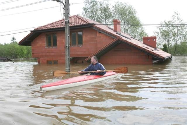 Powtórka z powodzi 2010 grozi powiatowi bieruńsko-lędzińskiemu?Zobacz kolejne zdjęcia. Przesuwaj zdjęcia w prawo - naciśnij strzałkę lub przycisk NASTĘPNE