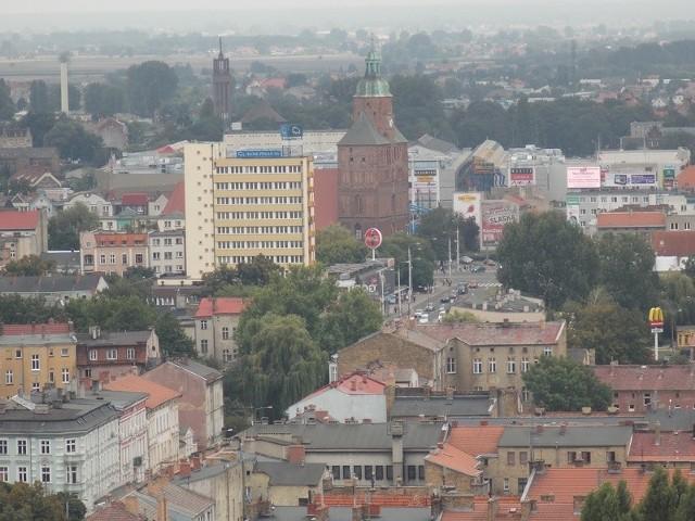 Nowe przepisy będą obejmowały m.in. centrum Gorzowa