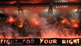 Stadion Legii bardziej gorący, niż myślą we France Football. Ranking Ultras World