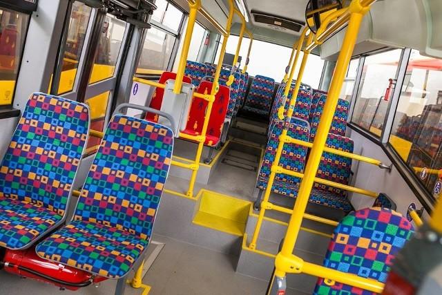 Nowy autobus strefowy