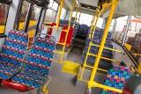 Pięć nowych, klimatyzowanych autobusów strefowych
