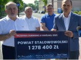 Wsparcie od rządu na przebudowę mostu na rzece Sannie w Łążku Zaklikowskim