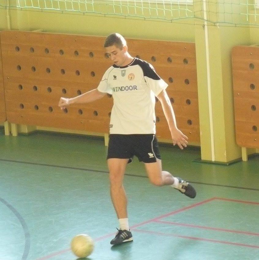 Marcin Sikorski, piłkarz Windoor