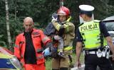 Pijany kierowca i śmierć. Wypadek w Stalowej Woli i zdjęcie, które rozdarło serca na miliony kawałków (REPORTAŻ)