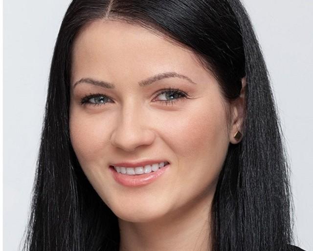 Marika Turek, doktorantka częstochowskiego uniwersytetu, doceniona za badania nad nadciśnieniem i koronawirusem