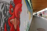 Uniwersytet Przyrodniczy w Poznaniu upamiętnił 70-lecie autonomii na wyjątkowym muralu