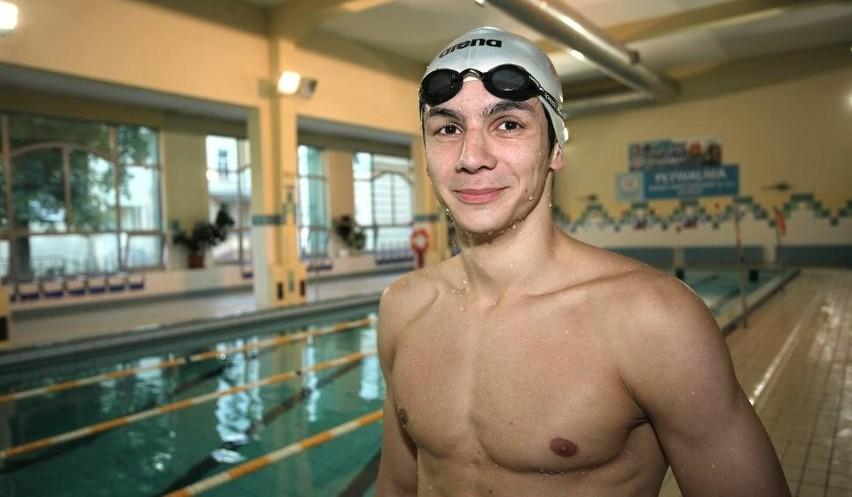Olimpijczyk Filip Wypych wystartuje w mistrzostwach w Zatoce Sportu