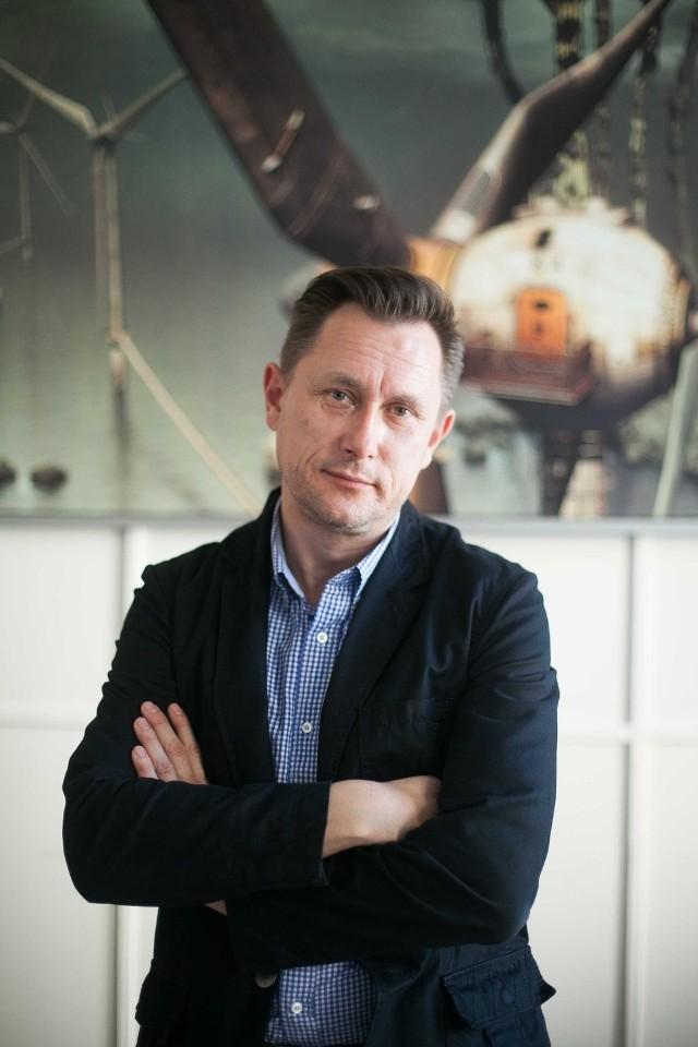 Grzegorz Justyński, dyrektor Biura ds. Partycypacji Społecznej Urzędu Miasta Łodzi. Jego komórka zajmowała się technicznym przygotowaniem i obsługą tegorocznego budżetu obywatelskiego