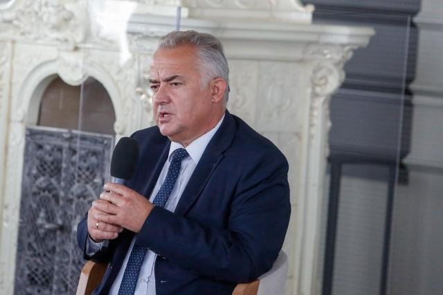 Dyrektor Wydziału Zdrowia Urzędu Wojewódzkiego w Gdańsku zakażony koronawirusem!