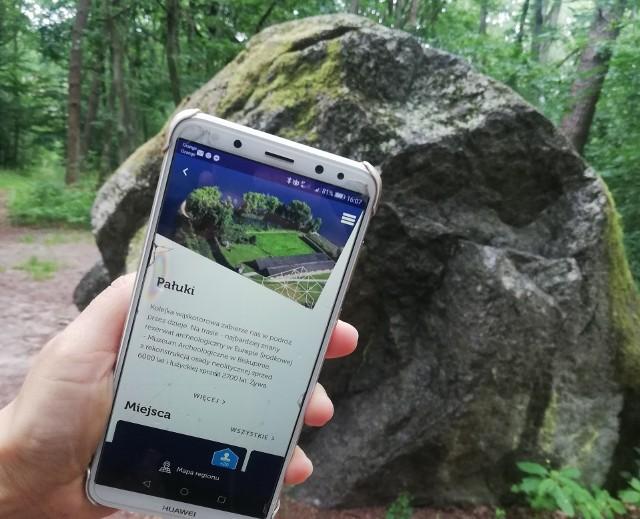 """Aplikacja """"Konstelacje dobrych miejsc – Paszport Turystyczny"""" jest nominowana w konkursie Mobile Trends Awards. To najbardziej prestiżowe wyróżnienie branży mobilnej."""