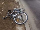 Wypadek: Pies wpadł pod rower, rowerzystka ranna