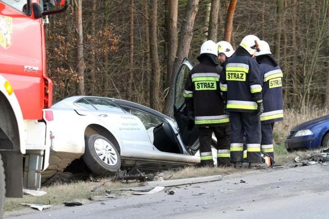 Do tragicznego w skutkach wypadku doszło w niedzielę w lesie we wsi Leniszki.