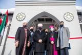Oficjalne otwarcie meczetu w Białymstoku. Minaret wieńczy iglica wykonana w Turcji (wideo, zdjęcia)