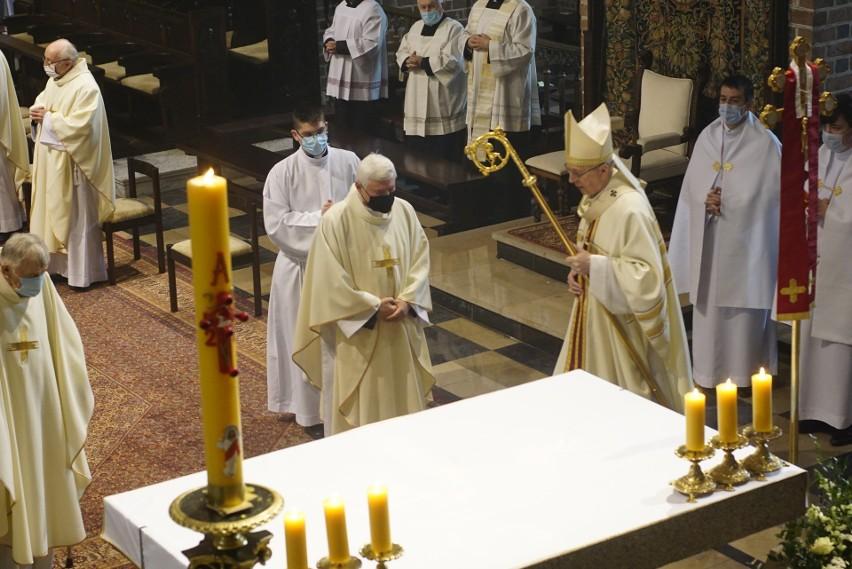 W poniedziałek, 10 maja 2021 roku, w katedrze poznańskiej...