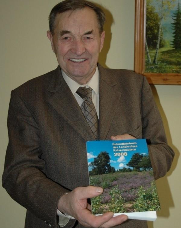 Jeden z wykładów wygłosi Bernard Kus - radny powiatowy i historyk z zamiłowania.