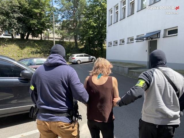 46-letnia kobieta została tymczasowo aresztowana