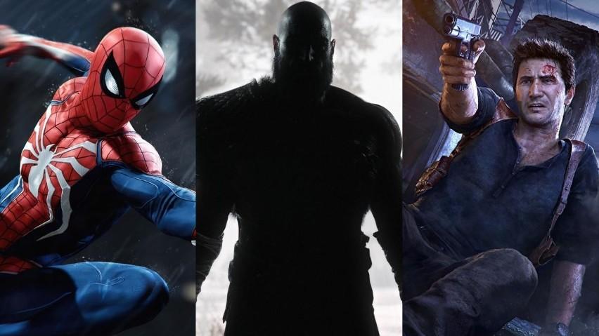 TOP 10 ekskluzywnych gier tylko na PlayStation 4