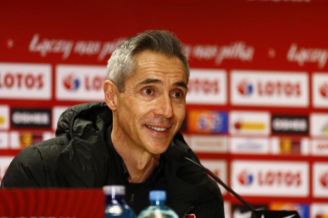 Paulo Sousa: Robert Lewandowski zagra z Andorą od początku