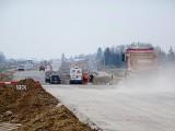 W środę 28 kwietnia zmieni się organizacja ruchu na budowie S-5 w rejonie Zbrachlina