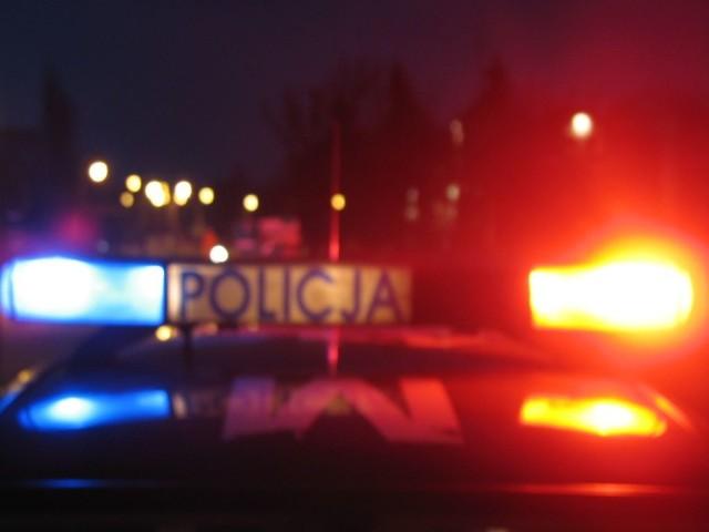Policyjny pościg za pijanym i naćpanym kierowcą zakończył się na jeziorze Necko