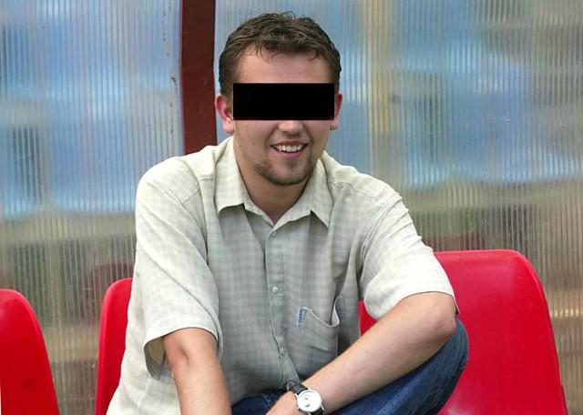 Dawid P. dobrowolnie poddał się karze.