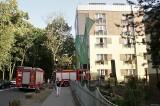 """Straż pożarna interweniowała w Sanatorium """"Przy tężni"""" w Inowrocławiu. Z powodu zadymienia"""