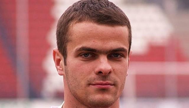 Strzelec gola - Paweł Brożek.