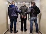 Białystok. 63-latek zatrzymany usiłowanie kradzieży z włamaniem do bankomatów (zdjęcia, wideo)
