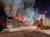 W tragicznym pożarze zginęła kobieta. Potrzebna pomoc!