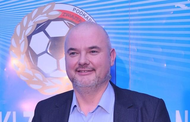 Jacek Orłowski nie jest już prezesem Stali Mielec