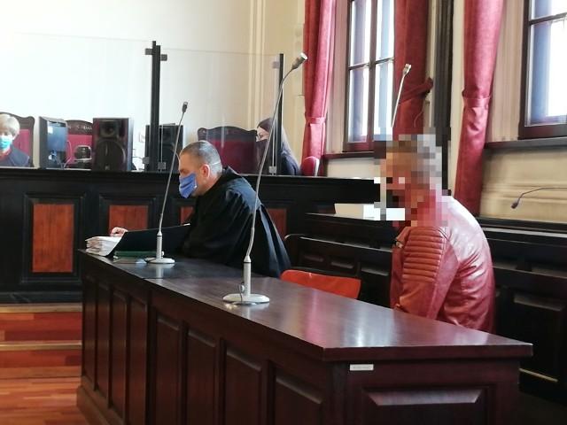 Prokuratura żądała wobec Macieja M. kary 12 lat pozbawienia wolności