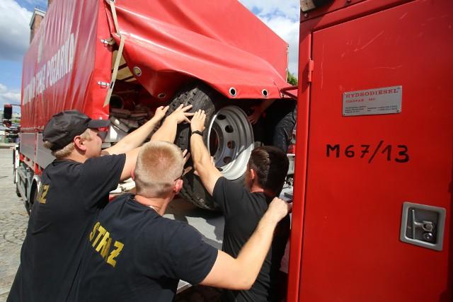 Strażacy z Wrocławia i Poznania jadą na ratunek płonącej Grecji