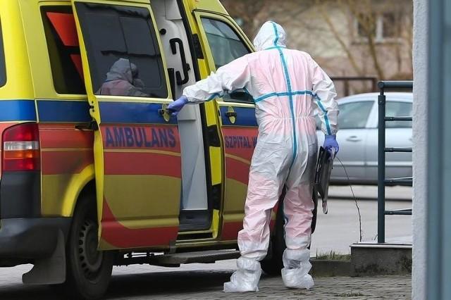 Na oddziale zakaźnym w Gorzowie znajdują się dwie osoby z podejrzeniem koronawirusa.