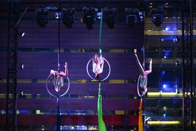 Na zdjęciu ceremonia zamknięcia igrzysk The World Games