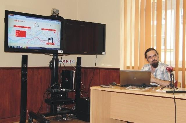 - Dzięki naszej aplikacji można dokładnie zaplanować pobyt w Przemyślu – twierdzi Przemysław Grządziel z wydz. promocji Urzędu Miejskiego w Przemyślu.