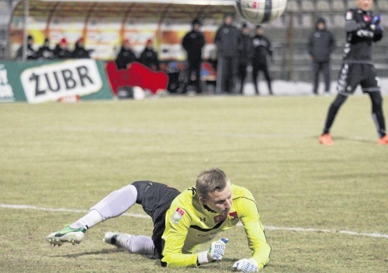 Być może bramkarz Jakub Słowik przeniesie się z Jagiellonii Białystok do klubu zaplecza angielskiej Premier  League - Reading