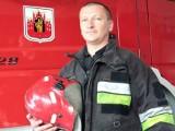 Strażak Roku 2011: Gdy ratuję ludzi, daję z siebie wszystko