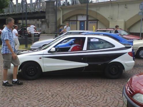 Zlot Citroena w Gorzowie (fot.: Yoshi_19, mmgorzow.pl)