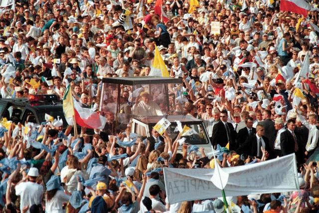 Pielgrzymka Jana Pawła II na Pomorze w 1999 roku