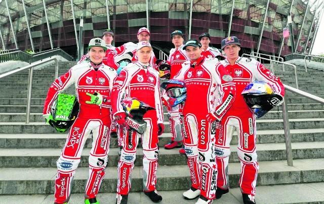 Reprezentanci Polski są pod wrażeniem Stadionu Narodowego, gdzie w weekend odbędzie się Grand Prix i mecz Polska - Reszta Świata