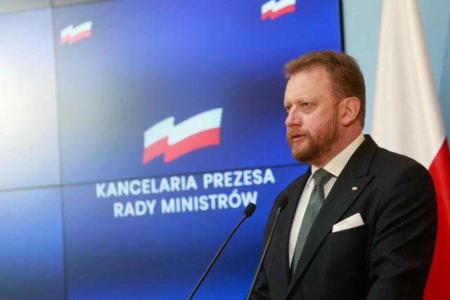 Ministerstwo Zdrowia ogłosiło nową listę czerwonych i żółtych stref w Polsce