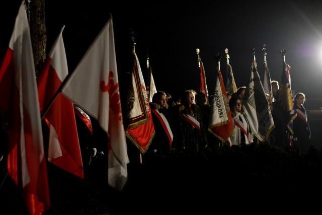 Obchody Dnia Pamięci Ofiar Stanu Wojennego zorganizowano na terenie jarosławskiego Opactwa, przy pomniku ks. Jerzego Popiełuszki oraz w kościele św. Mikołaja i Stanisława bpa.