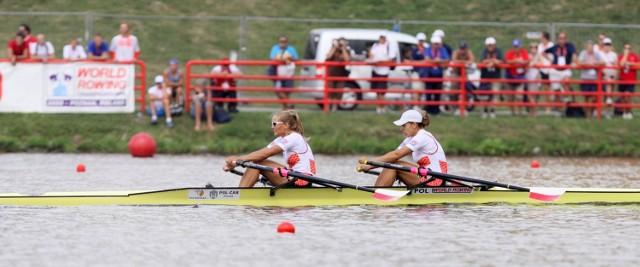 Magdalena Fularczyk-Kozłowska razem z Natalia Madaj powalczą o olimpijski medal