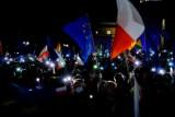 """Demonstracje w Warszawie z kilkoma incydentami. """"Było bezpiecznie"""""""