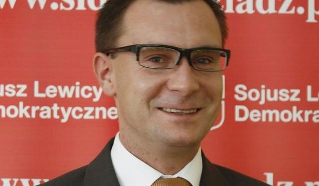 Łukasz Kowarowski z SLD popiera inicjatywę ściągnięcia do Grudziądza dywizji amerykańskich wojsk pancernych. Uważa jednak, że to nierealne